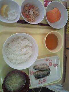 四日目昼食