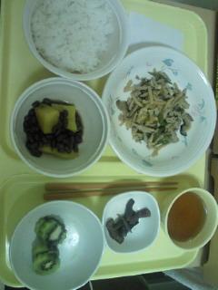 四日目夕食
