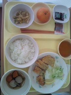 五日目昼食