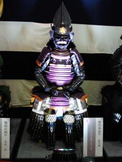徳川秀忠の衣装